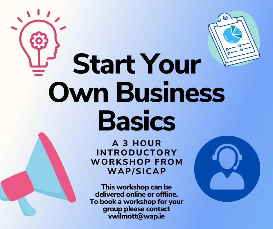 Start Your Own Business Basics