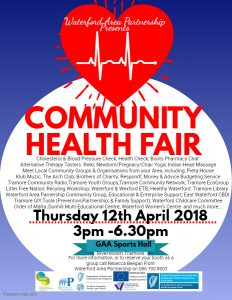 Tramore Community Health and Information Fair